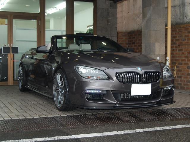 BMW650カブリオレMスポーツパッケージ