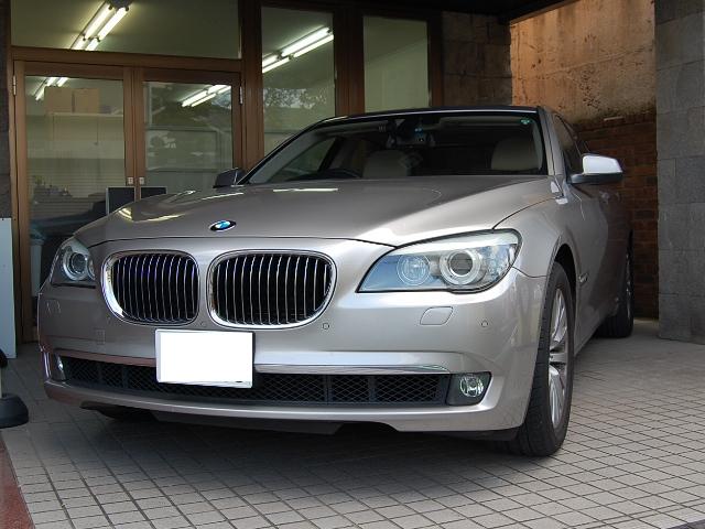 BMW750写真