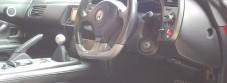 レカロシートのクリーニング・車内清掃