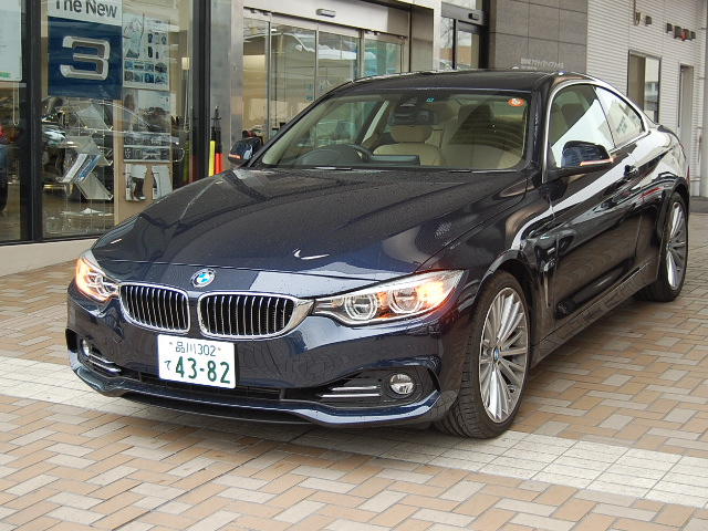 BMW bmw 4シリーズクーペ試乗 : waterfield.co.jp