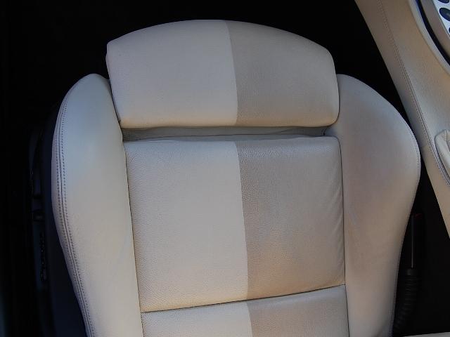 BMW M6シートクリーニング例2