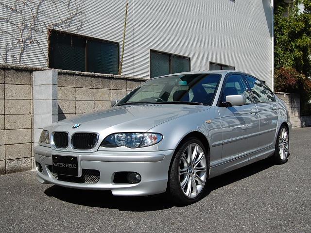 BMW318Mスポーツパッケージ2004年