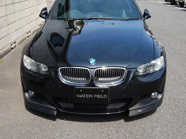 BMW335iクーペ正面