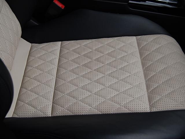 G63AMG助手席シート