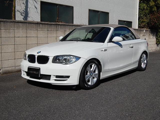 BMWカブリオレ